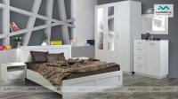 Спальня Ивушка-9 Квадро (Марибель)