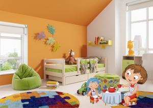 Кровать Соня вариант 4 Мебельград купить в Москве