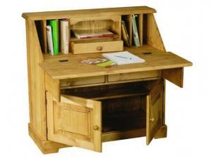 Купить, деревянный, стол-секретер, в Москве