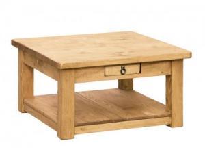 Стол из сосны для дачи, Купить столик из сосны шириной до 1 метра