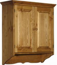 Шкаф для кухни навесной ПЛ 28 (800) Волшебная сосна Воронеж, Кухонный шкаф навесной из сосны шириной 800мм купить в Москве