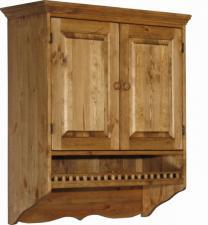Навесной кухонный шкаф ПЛ26-б Волшебная сосна в москве, Навесной кухонный шкаф ПЛ 26-б из сосны в Воронеже