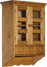 Купить настенный шкаф для кухни в стиле Прованс ПЛ 12