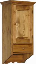 Шкаф насетнный из натурального дерева для кухни Воронеж