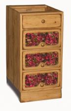 Шкаф-стол кухонный с ящиками массив Воронеж, Кухонный шкаф 400 мм из массива купить в Воронеже
