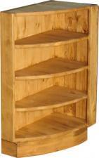 Шкаф-стол радиусный из сосны купить ПЛ 21, Радиусный шкаф-стол для кухни Волшебная сосна в Воронеже, Угловой шкаф-стол ПЛ 21 для кухни в Москве